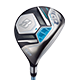 JGR LADY FAIRWAY WOOD