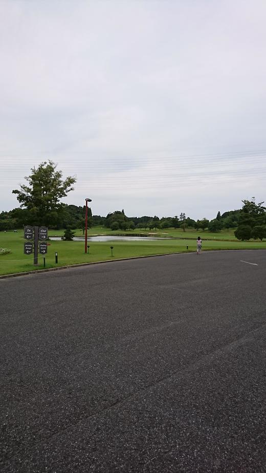 ムーンレイクゴルフクラブ茂原コースでラウンドレッスン開催!!